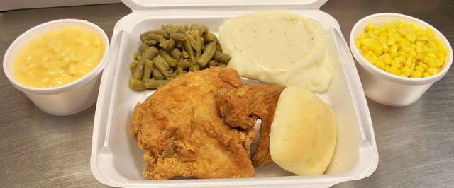 1 white meat meal for Sides to bring to a fish fry